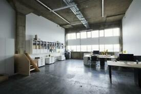 Customisable creative office & studio spaces for rent (2 minutes walk away from Victoria Line)