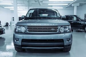 2011 Land Rover Range Rover Sport Supercharged *WOW*
