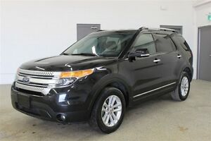 2013 Ford Explorer XLT - Leather Bucket Seats, PST paid, Acciden