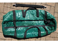 MAGNIFICENT SALMON COOL BAG 800mm long x 230mm wide x 240mm deep