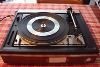 Table Tournante DUAL 1214 Turntable  Great vintage