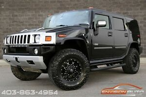 2008 HUMMER H2 SUV LUXURY - 1 OWNER SINCE NEW - AIR RIDE - NAVI