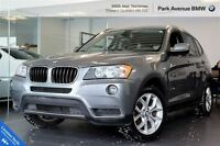 2013 BMW X3 xDrive28i + Toit panoramique