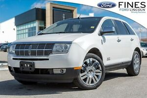 2009 Lincoln MKX SOLD! LEATHER, ROOF, NAVI- YOU CERTIFY & YOU SA