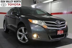 2013 Toyota Venza V6 AWD Btooth Cruise Pwr Seats Wndws Mirrs Loc