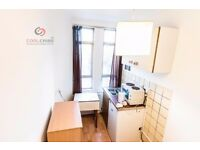 All bills incl - Single Bedsit apartment in prime location, Warwick Rd, Kensington, Earls Court, SW5