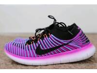 Nike Free RN Motion Flyknit: Size UK 4: Brand new no box
