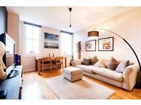 period conversion 1 bed flat in old police station / courthouse building