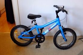 Child bicycle in blue (age 4-8) - Ridgeback MX16