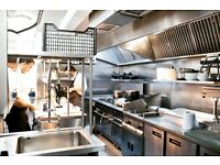 Full time Junior Sous position with fair hours & good pay in a friendly & creative kitchen