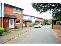 !!!!! TERRACED HOUSE WITH A PRIVATE REAR GARDEN !!!!!