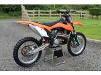KTM SX 250 two stroke 2014