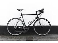 Cannondale road bike 58 cm