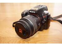 Sony SLT-a33 with 18-55mm Kit Lens