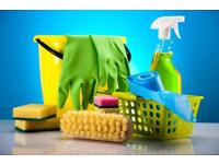 Cleaning and gardening services