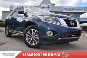 2013 Nissan Pathfinder SL *Alloys,Heateed Seats,Rear view monito
