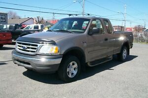 2003 Ford F-150 Supercab 4WD