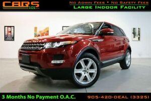 2013 Land Rover Range Rover Evoque Pure Premium  Navigation Surr