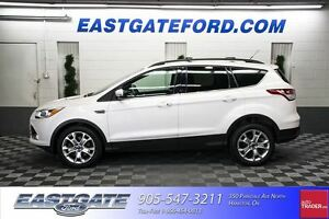 2013 Ford Escape SEL Leather + Nav