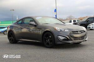 2013 Hyundai Genesis Coupe Premium! TURBO! LEATHER! NEW TIRES!