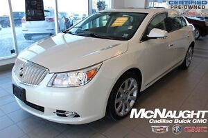 2010 Buick LaCrosse CXS | Sunroof | NAV | DVD | Leather