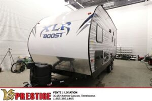 2018 Forest River XLR Boost 20CB Cargo Garage / Toy Hauler