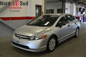 2006 Honda Civic *DX-G*AUTOMATIQUE*TRES BAS KM*
