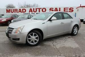 2008 Cadillac CTS Leather !!