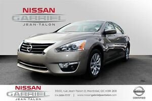 2013 Nissan Altima 2.5 S ONE OWNER/NEVER ACCIDENTED/LOW MILEAGE/