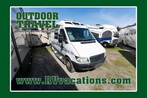 2007 ROADTREK Adventurous 22RS
