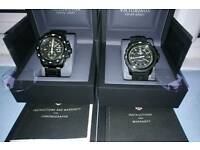 Super Bargain Victorinox Alpnach Mechanical Watch x 2
