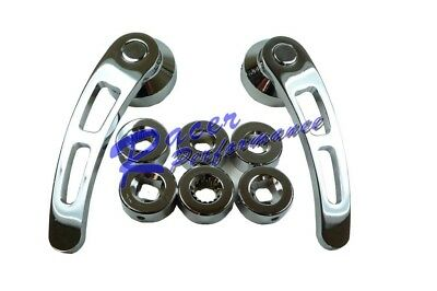 Billet Chrome Aluminum 4-1/4