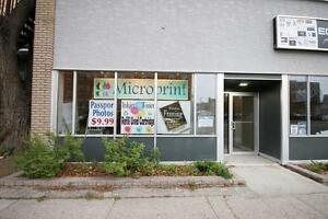 2224 Albert Street , Cathedral - REDUCED! Print Shop for Sale!