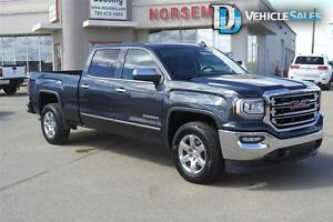 2017 GMC Sierra 1500 SLT, 4x4, Nav, Leather