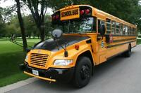 School Bus Driver- Training Provided