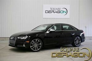 2018 Audi S4 TECHNIK 3.0T+354HP+NAVIGATION+CAMERA DE