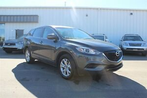 2015 Mazda CX-9 GS - One owner, Local Sask Unit, 7 passenger