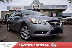 2013 Nissan Sentra 1.8 SL *Navigation,Leather,Rear view monitor*