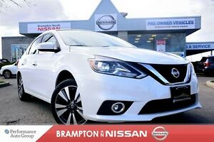 2016 Nissan Sentra 1.8 SL *NAVI|Blind spot|Rear view monitor*