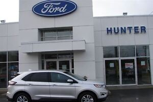 2016 Ford Edge SEL AWD leather ,camera.