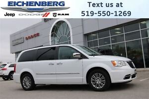 2016 Chrysler Town & Country Touring-L *NOT A RENTAL*