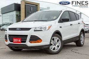 2014 Ford Escape S - GREAT BUY & GREAT SHAPE! WINTER TIRES!