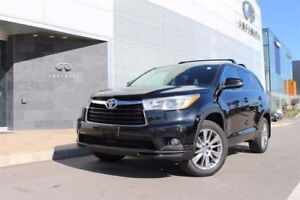 2014 Toyota Highlander XLE XLE|Navi|Sunroof|Rearview Camera|S...