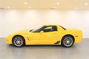 2001 Chevrolet Corvette Z06 | Hardtop | MILLENIUM YELLOW Regina Regina Area image 4