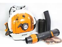 Stihl BR 700 Ultra high-performance professional backpack blower ! New ! 2017