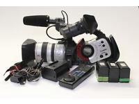 Canon XL1 Professional Camcorder - Video Camera