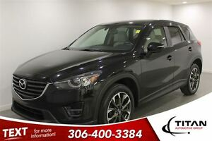 2016 Mazda CX-5 GT|AWD|Nav|Back-up Cam|Heated Leather