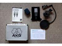 AKG C 414B-XLS