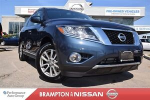 2015 Nissan Pathfinder SL AWD *Bluetooth,Rear View Monitor,Blind