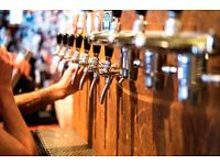 Bar supervisor required for busy pub and microbrewery